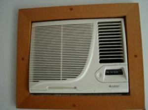 Caixa para Ar-Condicionado